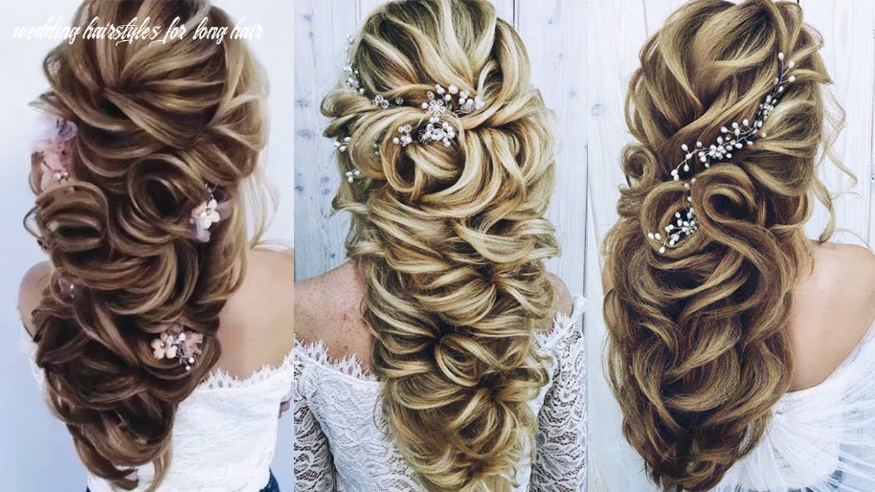 Beautiful wedding hairstyles for long hair ?? professional hairstyles compilation 10 ?? wedding hairstyles for long hair