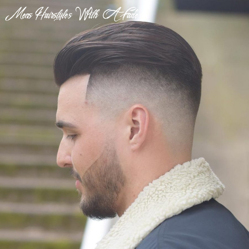 Best fade haircuts for men 11 | mens haircuts trends mens hairstyles with a fade