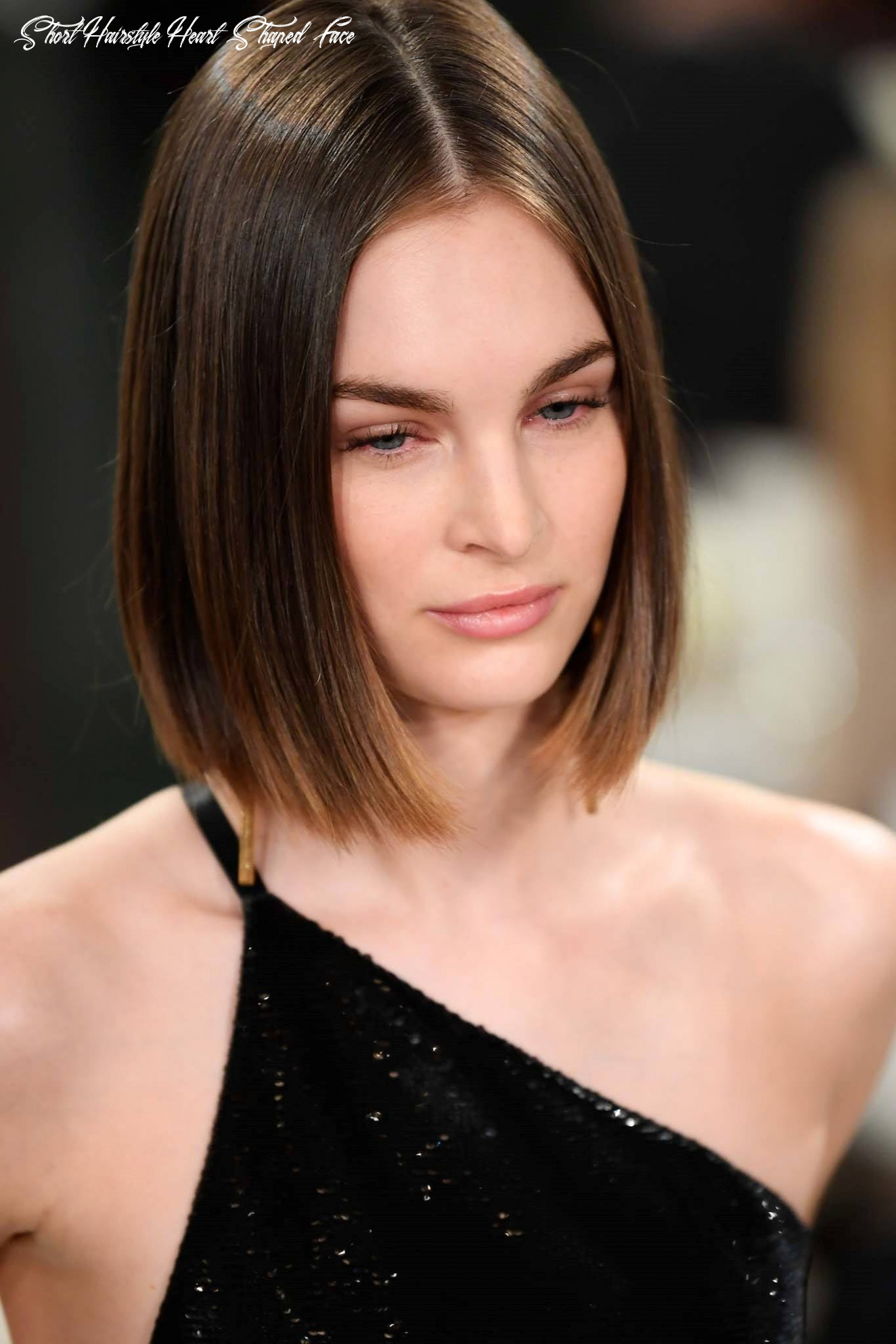 Best hairstyles for heart shaped faces every pinay can try short hairstyle heart shaped face