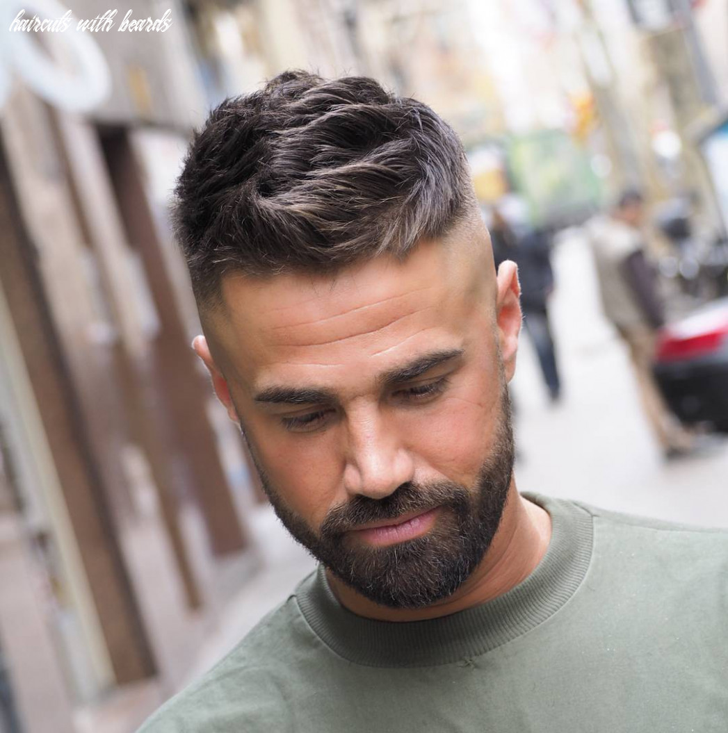 Best short haircuts for men with beards haircut today haircuts with beards