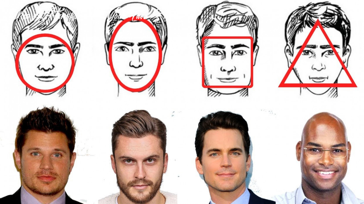 Choose the new best hairstyle according to your face shape: for