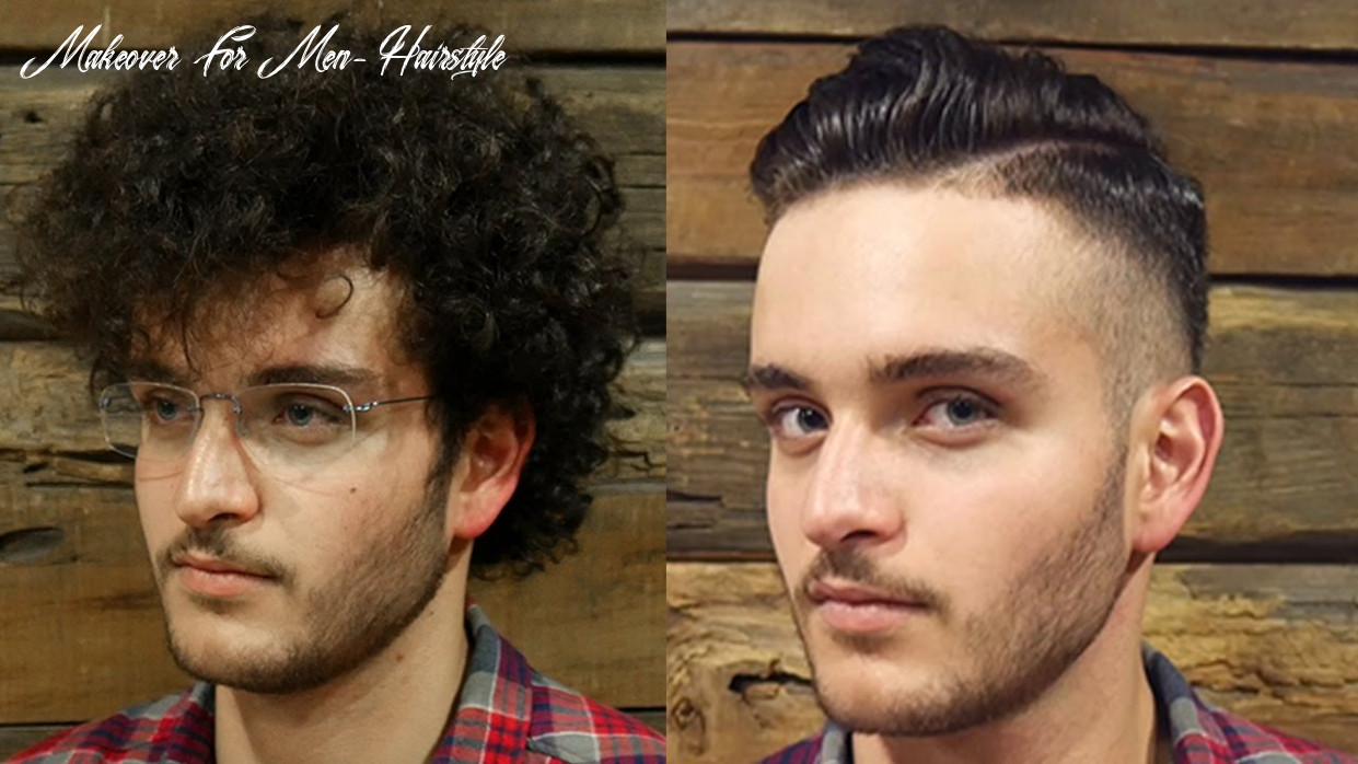 Extreme makeover transformation for men hair & hairstyles with beard trim spring 9| long to short makeover for men hairstyle