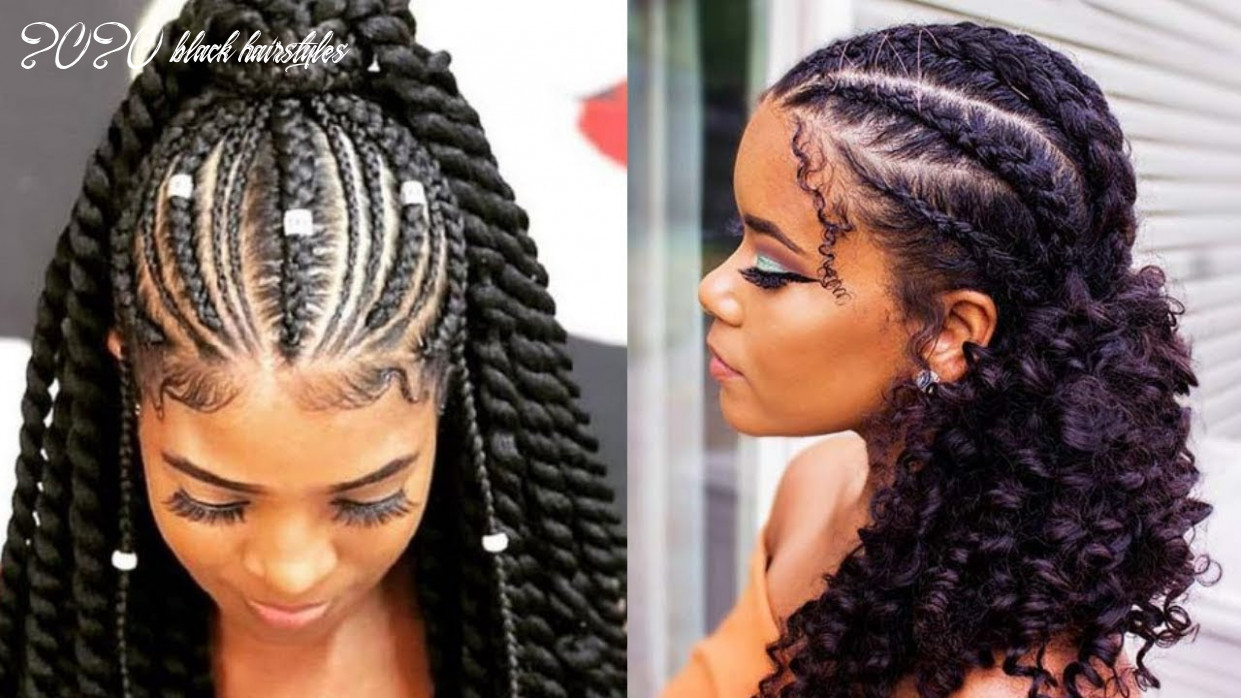 Fall 8 & winter 8 hairstyles ideas for black women 2020 black hairstyles