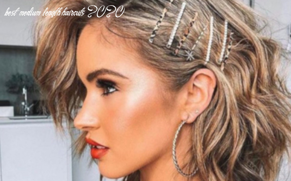 Game changing medium length hairstyles to rock in 8   fashionisers© best medium length haircuts 2020