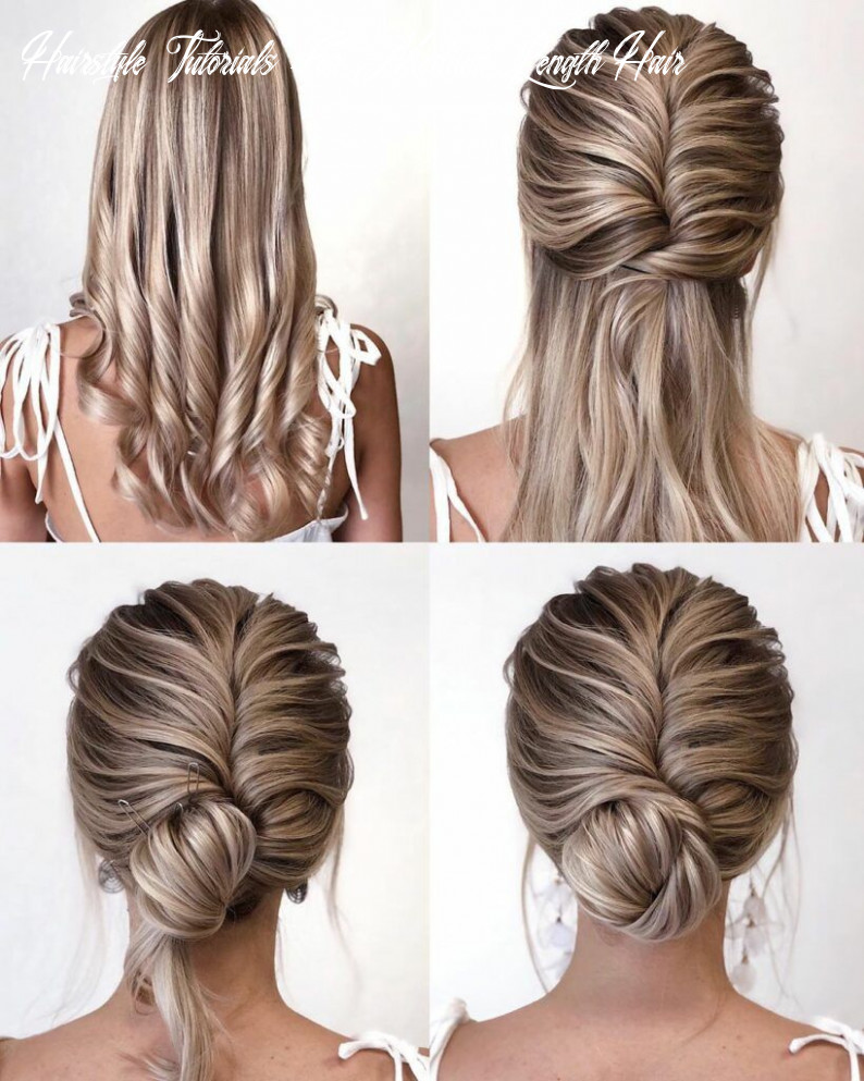 Gorgeous and easy homecoming hairstyles tutorial for women with