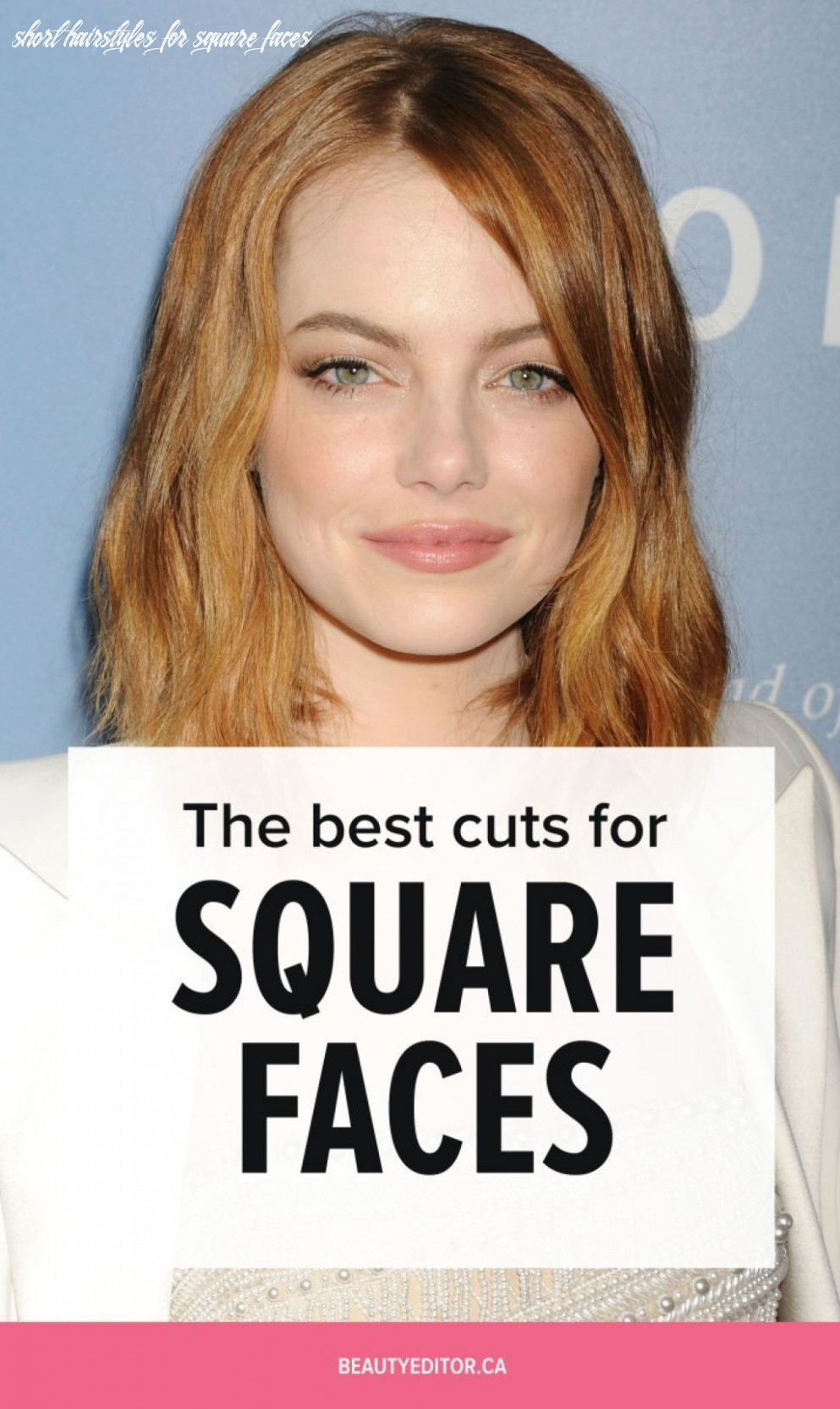 Haircut 8 square face   square face hairstyles, square face