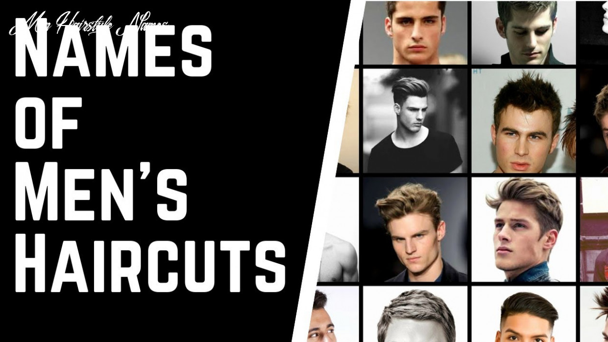 Haircut names for men & how to tell your barber or hairstylist what you want thesalonguy men hairstyle names