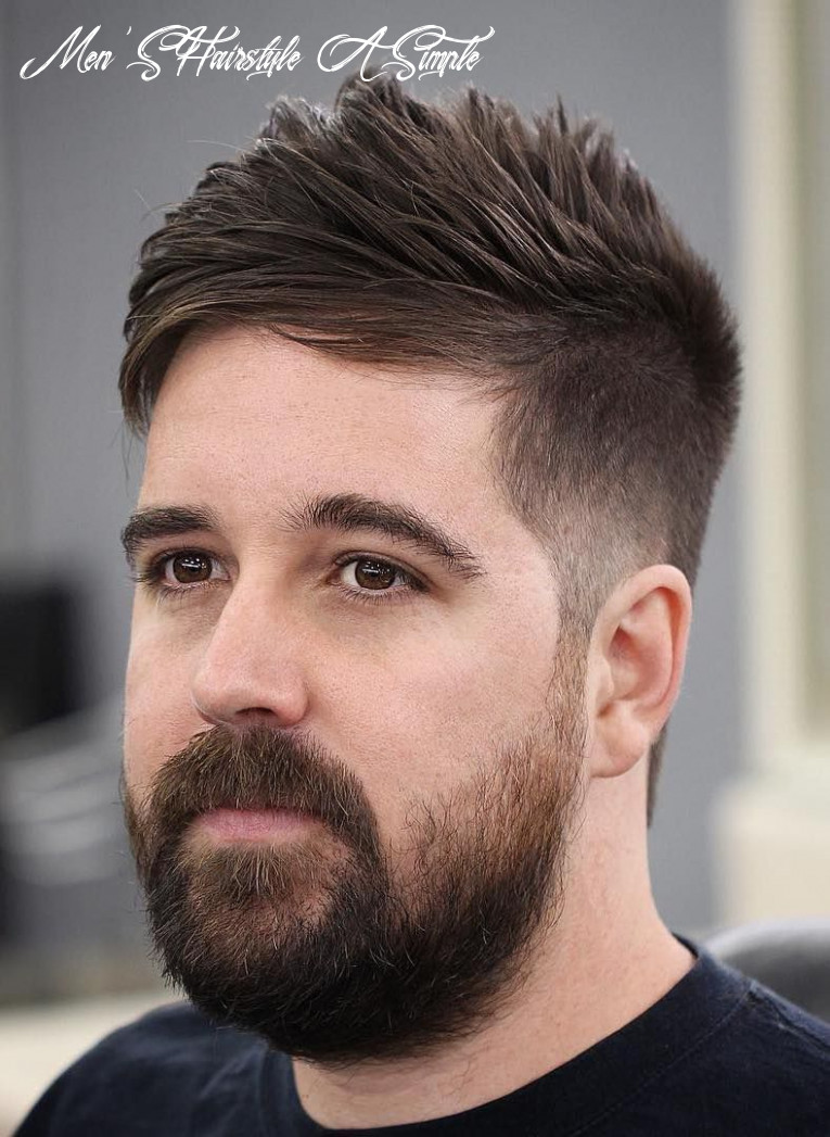 Hairstyles for medium hair men emo 12 hairstyles for men with