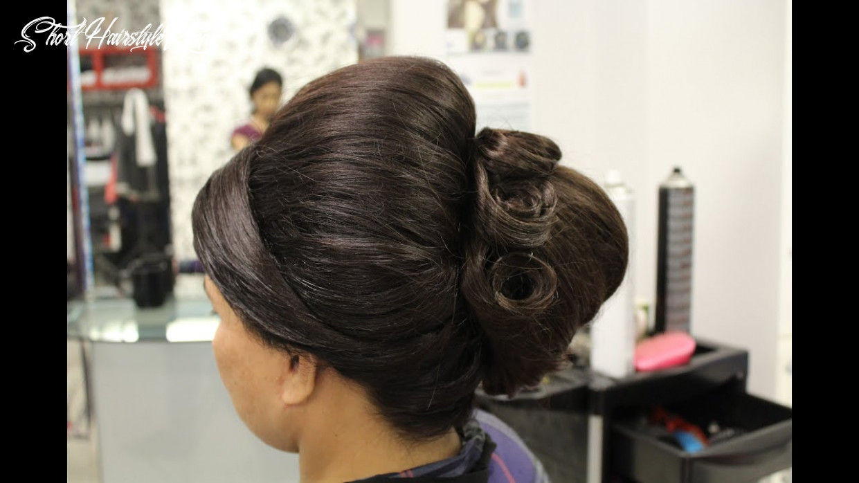 How to: indian bridal hairstyles for short hair short hairstyle khopa