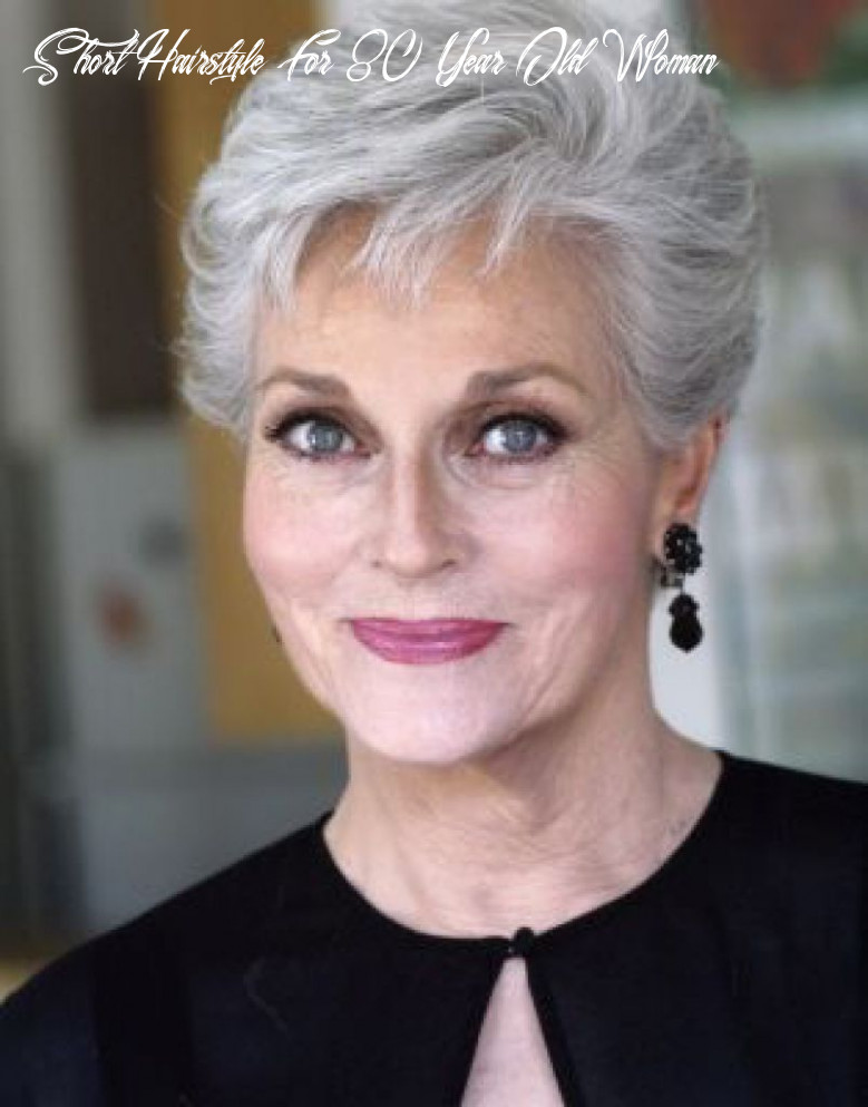 Image result for short hairstyles for women over 10 | short grey