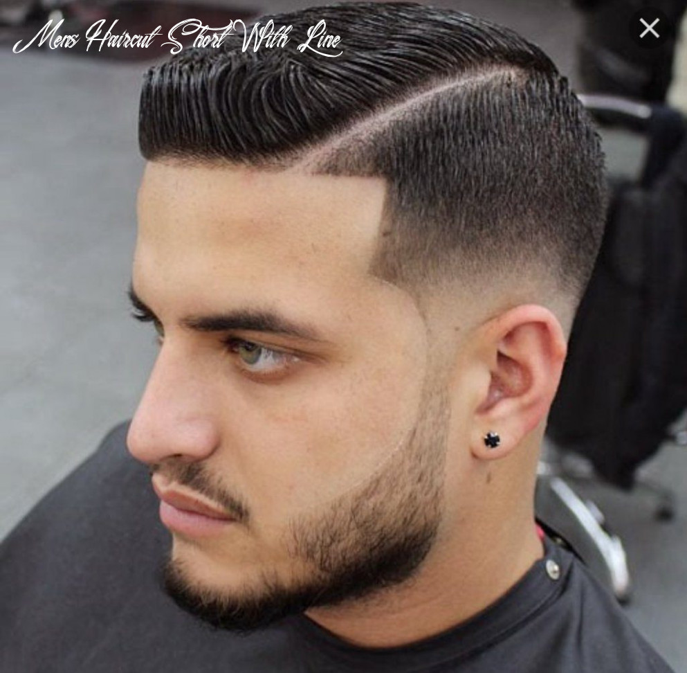 Line haircuts: 12 best line hairstyles for men and boys atoz