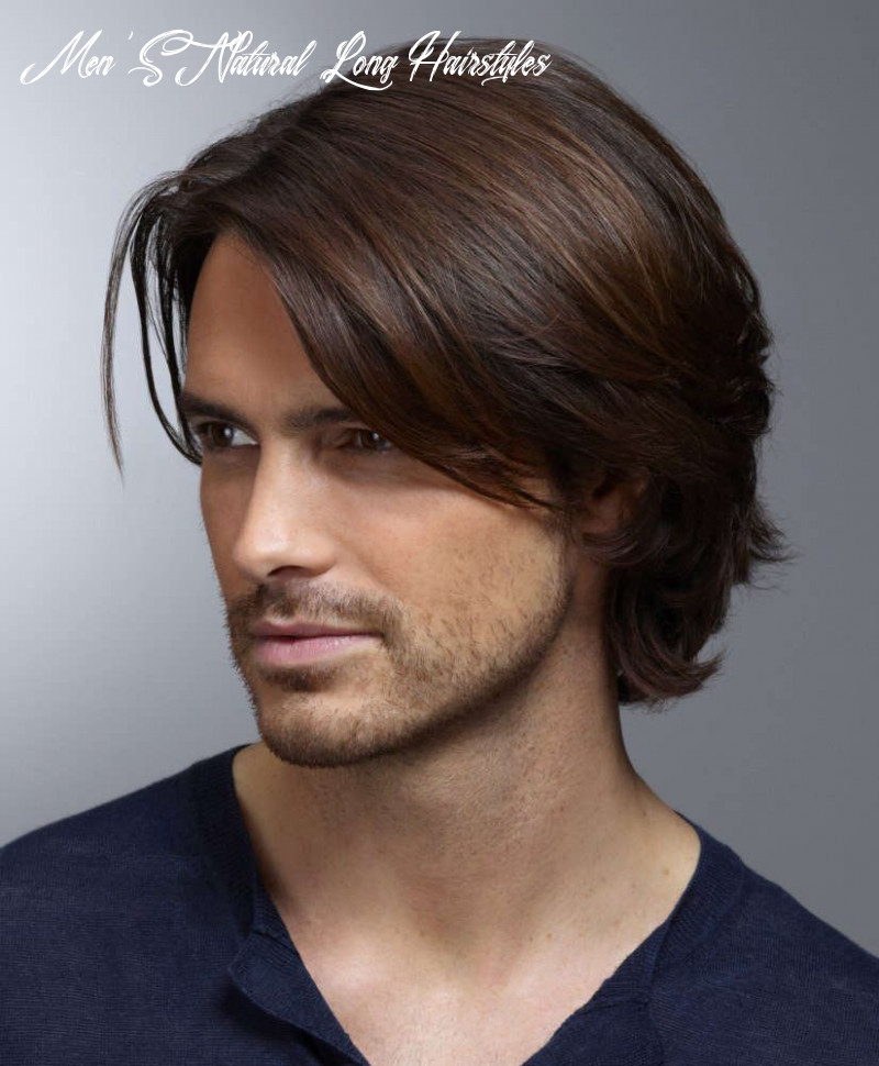 Long hairstyles for guys with thin hair google search   frisuren