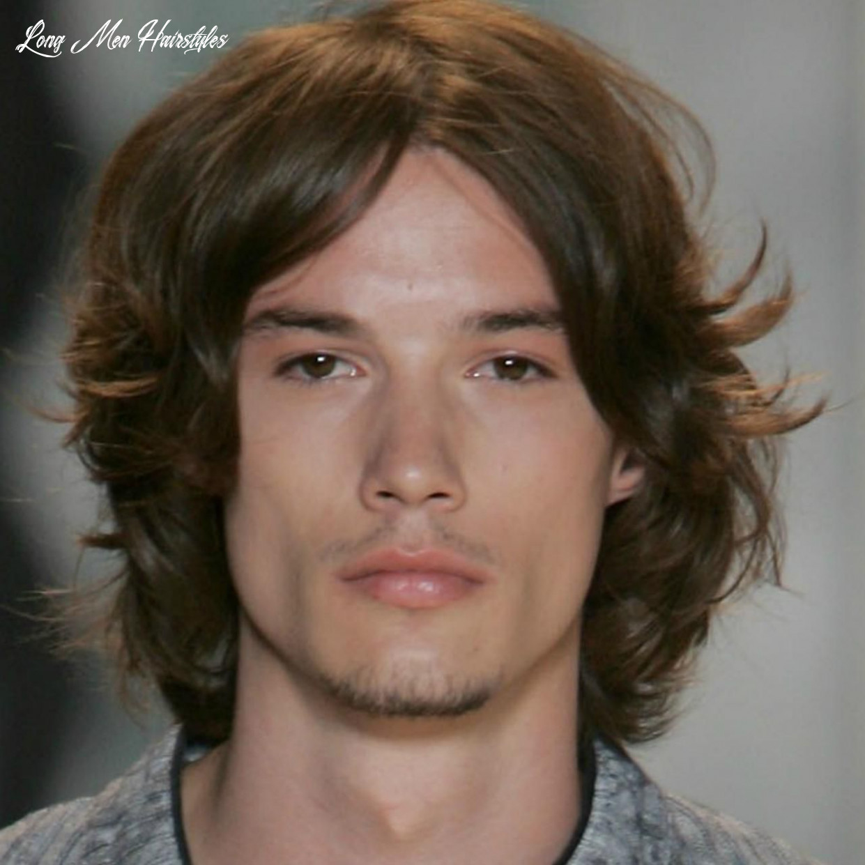 Long hairstyles for men picture gallery long men hairstyles