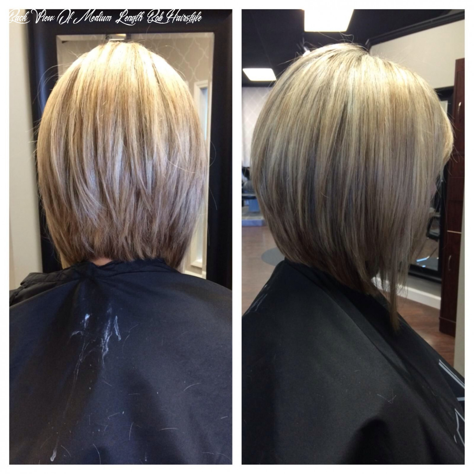 Long inverted bob (with images) | bob haircut back view, thick