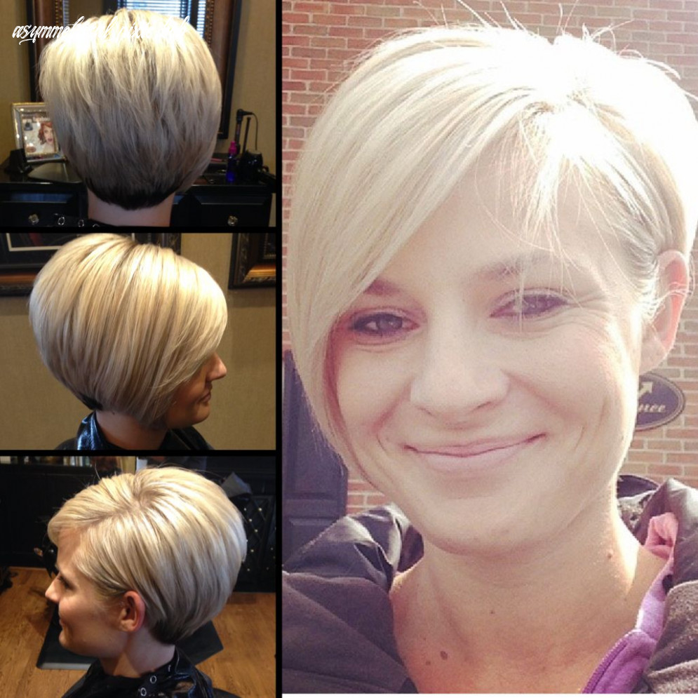 Long layered asymmetrical pixie by ccovey   sassy hair, short