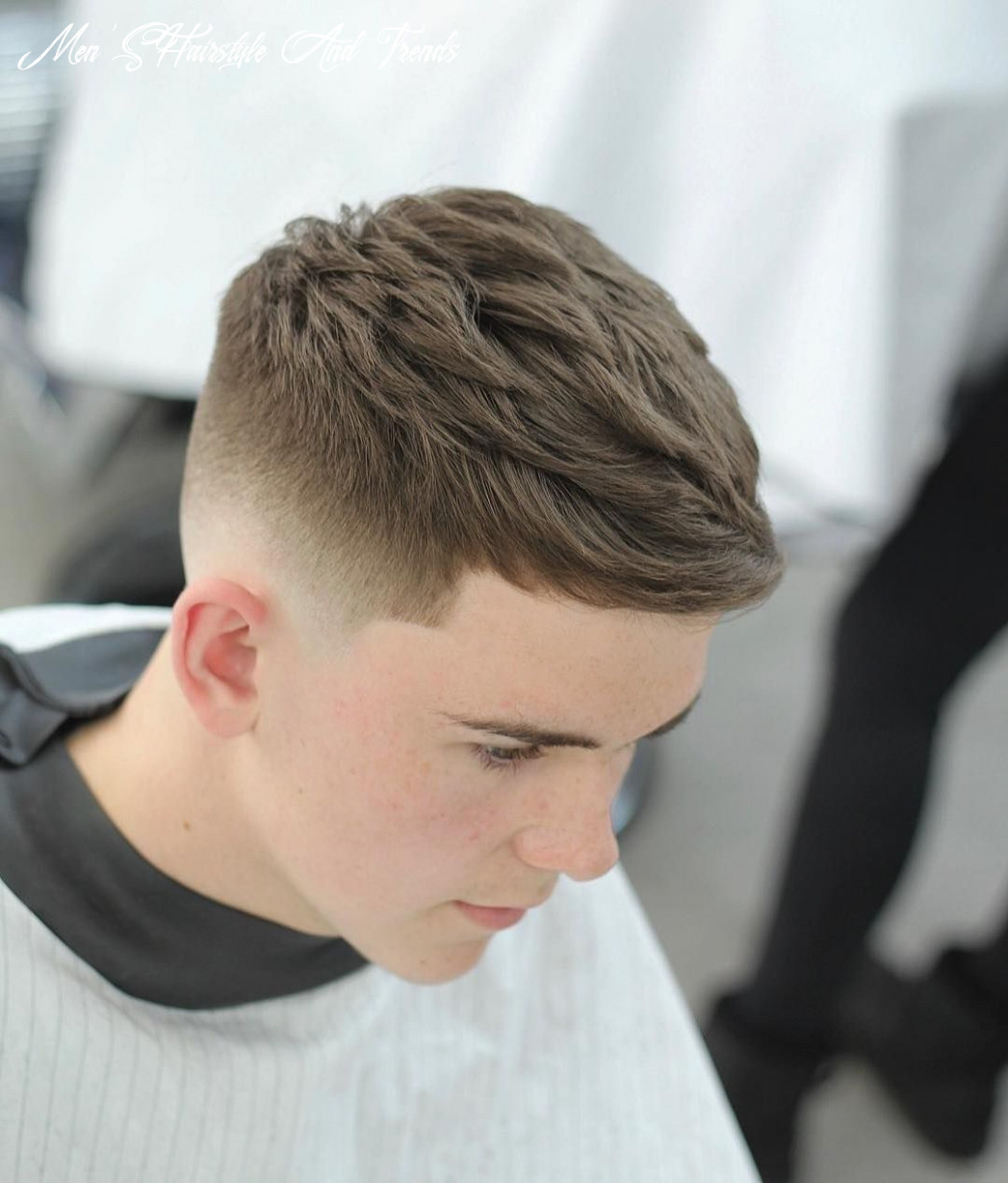 Mens hairstyle trends 12 with bangs pin on doctor in