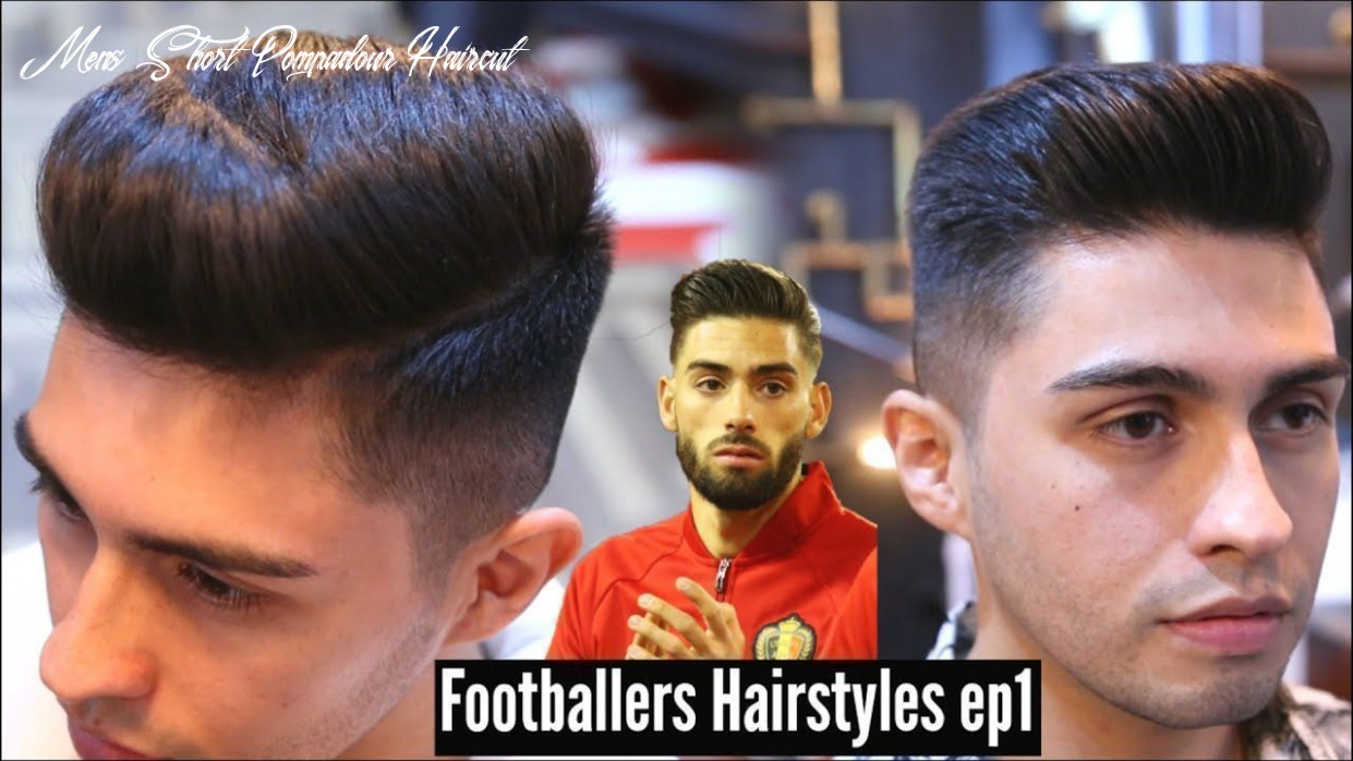 Mens hairstyle 12   popular short hairstyle for men   pompadour