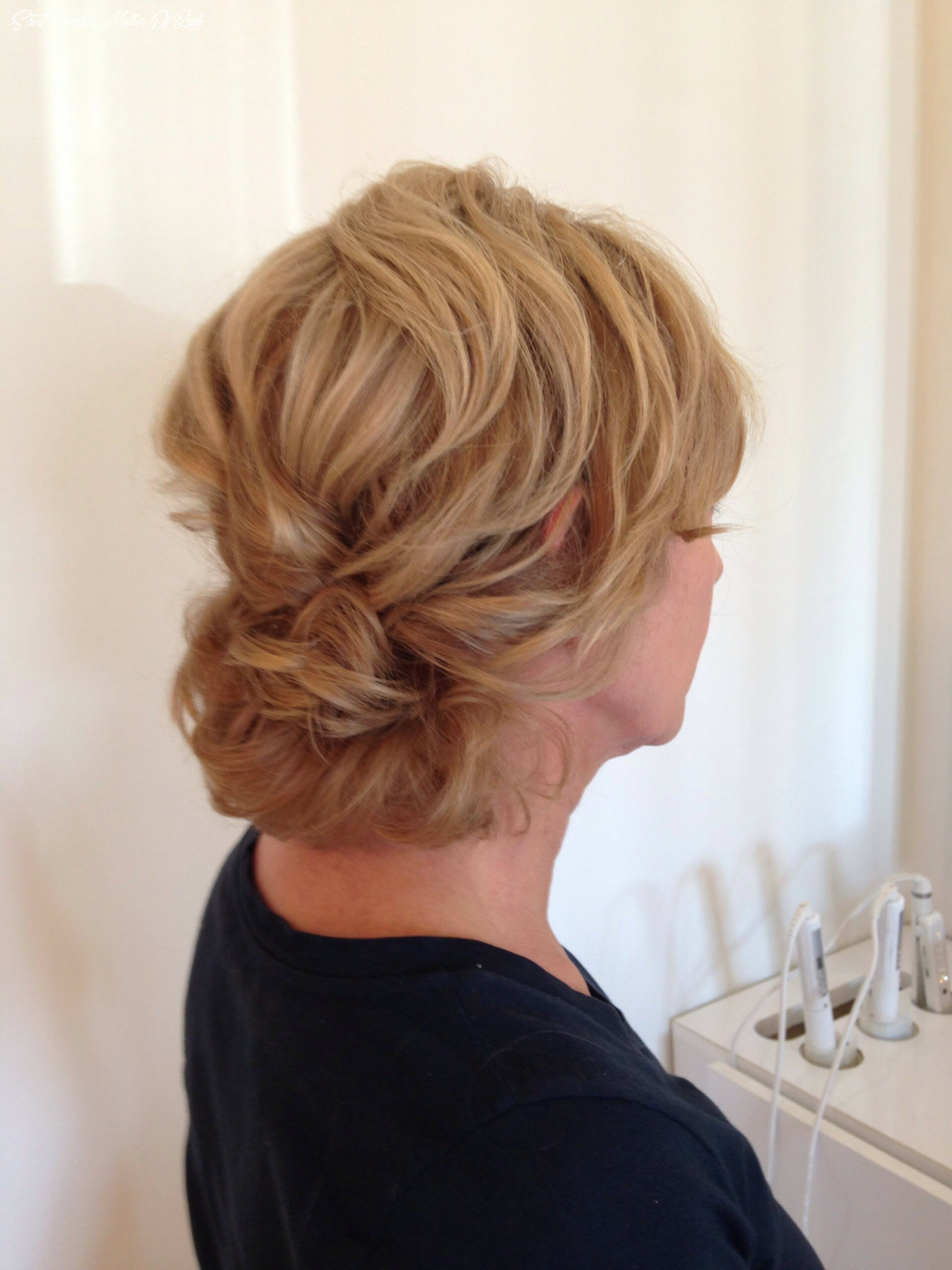 Mother of the bride short hairstyles for weddings | find your