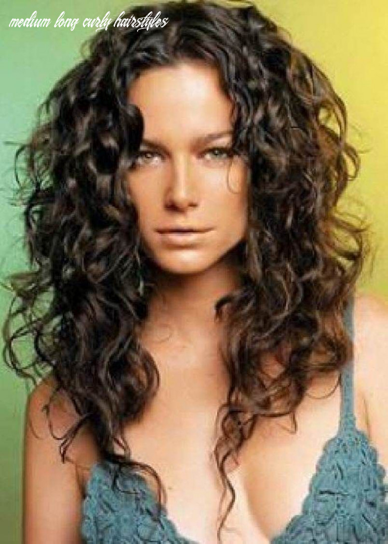 Natural curly haircuts how to care the natural curly hairstyle