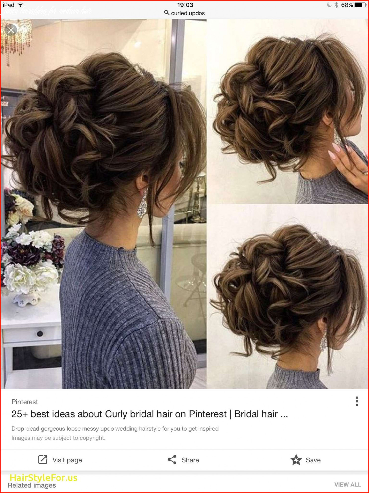 New loose updo hairstyles for medium length hair photos of updos