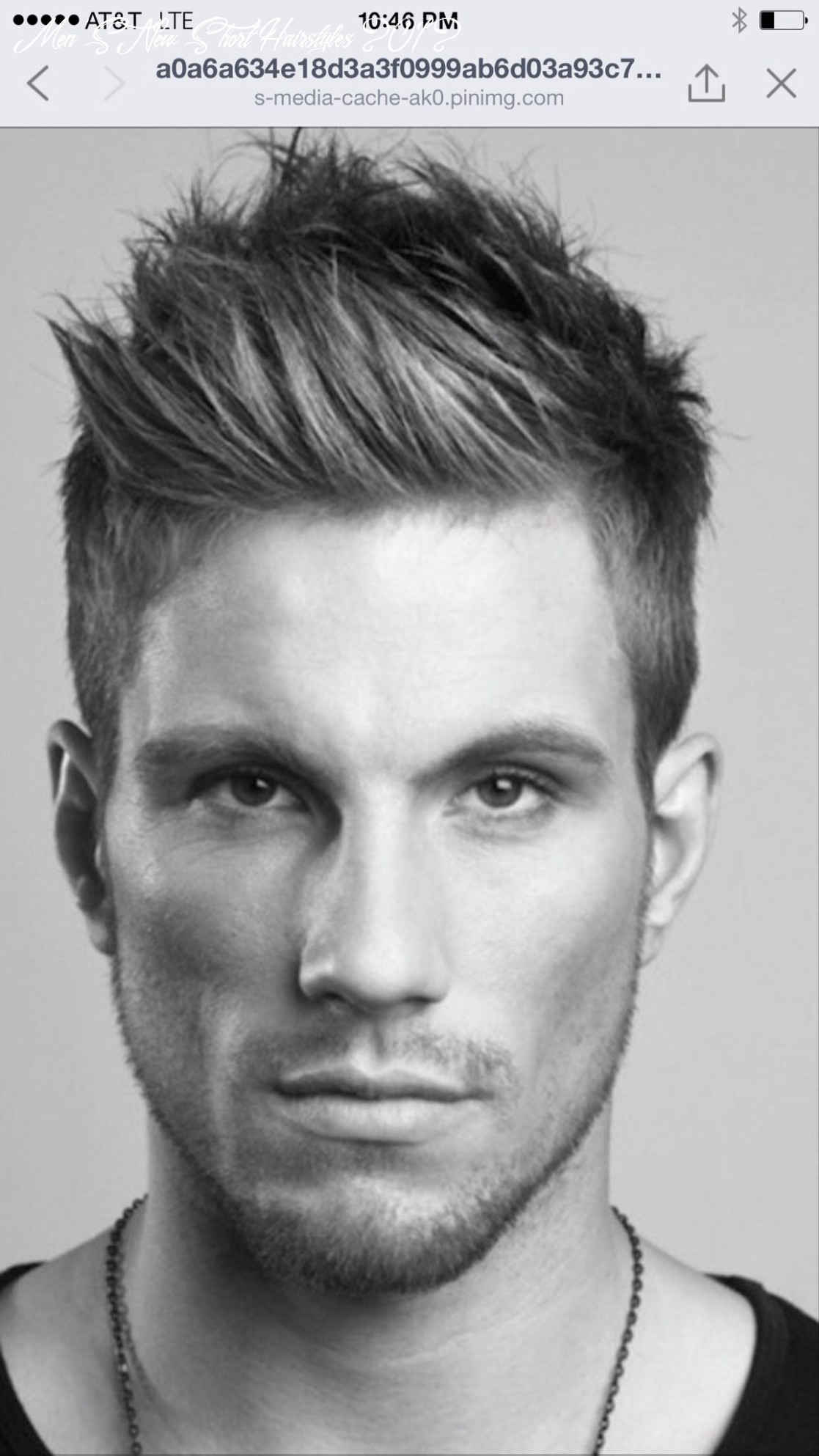Nice and short (with images) | thick hair styles, mens hairstyles