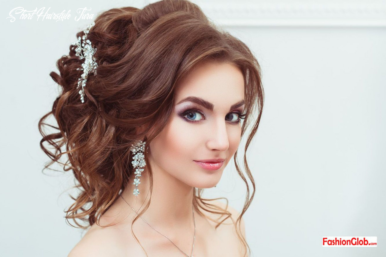 Party hairstyles in latest jura hair style collection | bridal