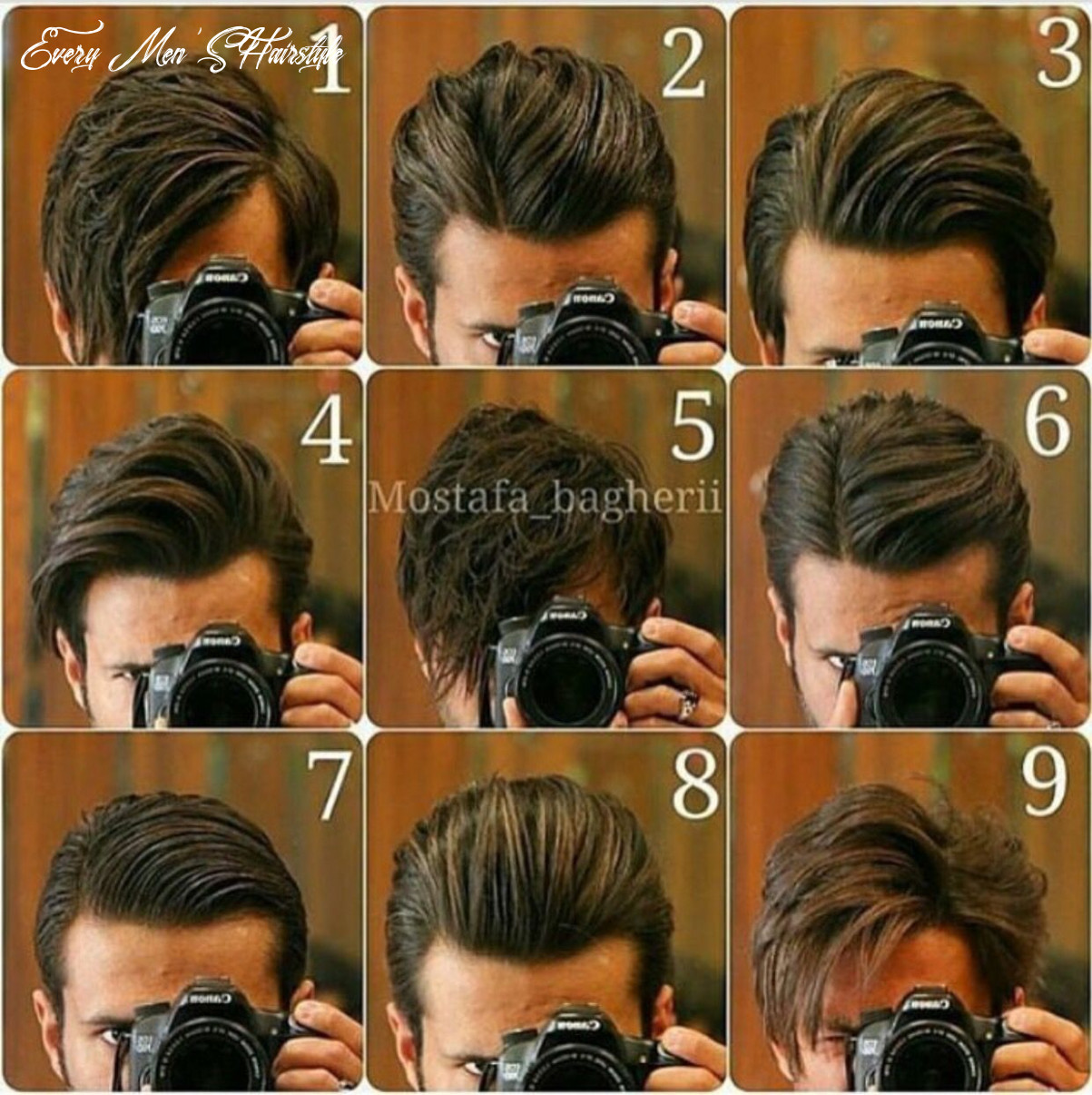 Perfect hair styles for every men i will like 10th one :) | 이발