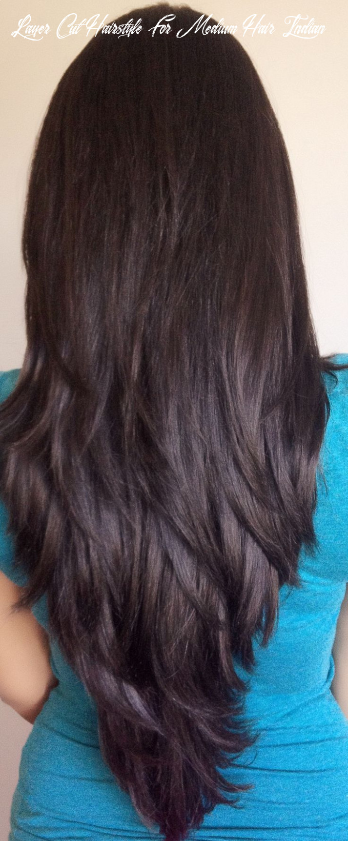 Pin on hair layer cut hairstyle for medium hair indian