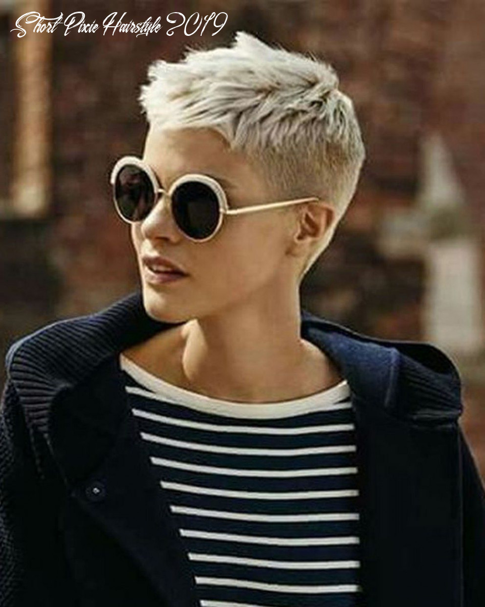 Pin on hair! short pixie hairstyle 2019