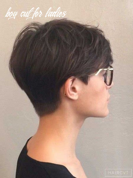 Pin on hair styles boy cut for ladies