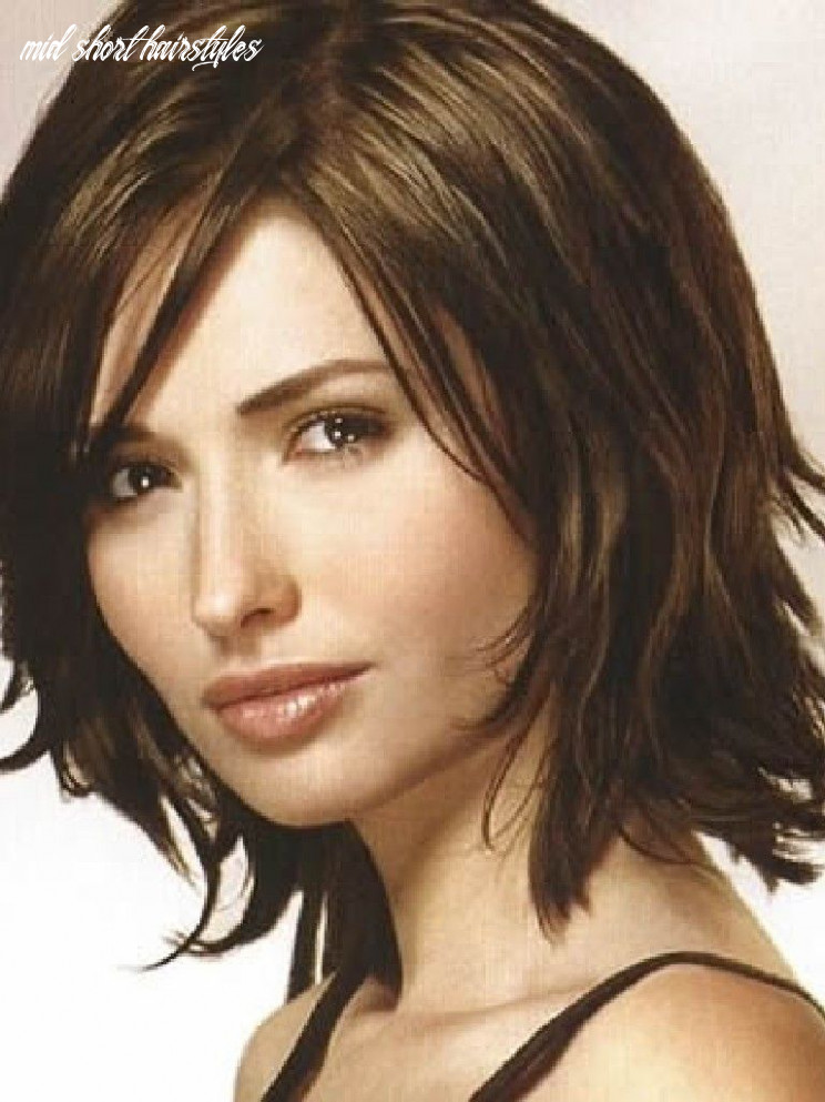 Pin on hair styles mid short hairstyles