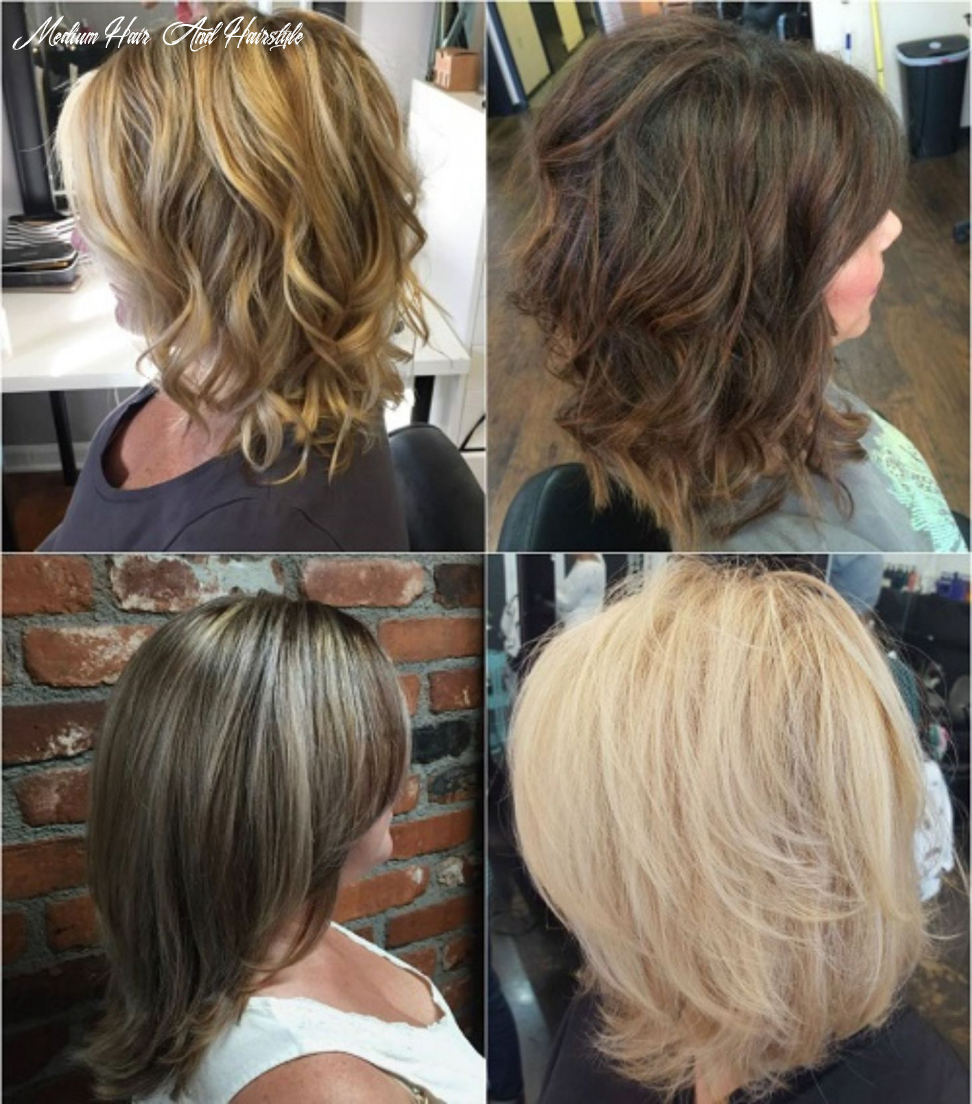Pin on hairrcuts medium hair and hairstyle