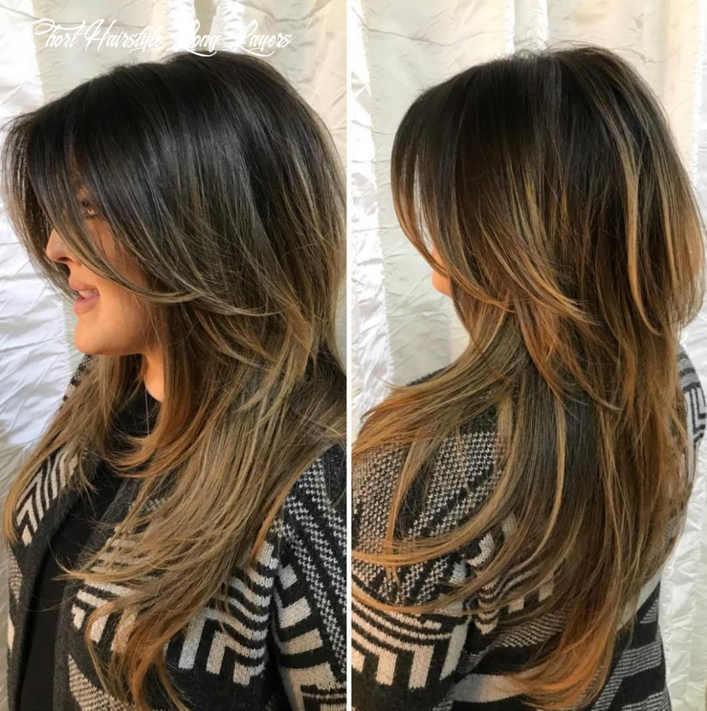 Pin on hairstyles short hairstyle long layers