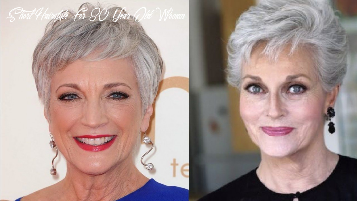 Pin on makeup short hairstyle for 80 year old woman