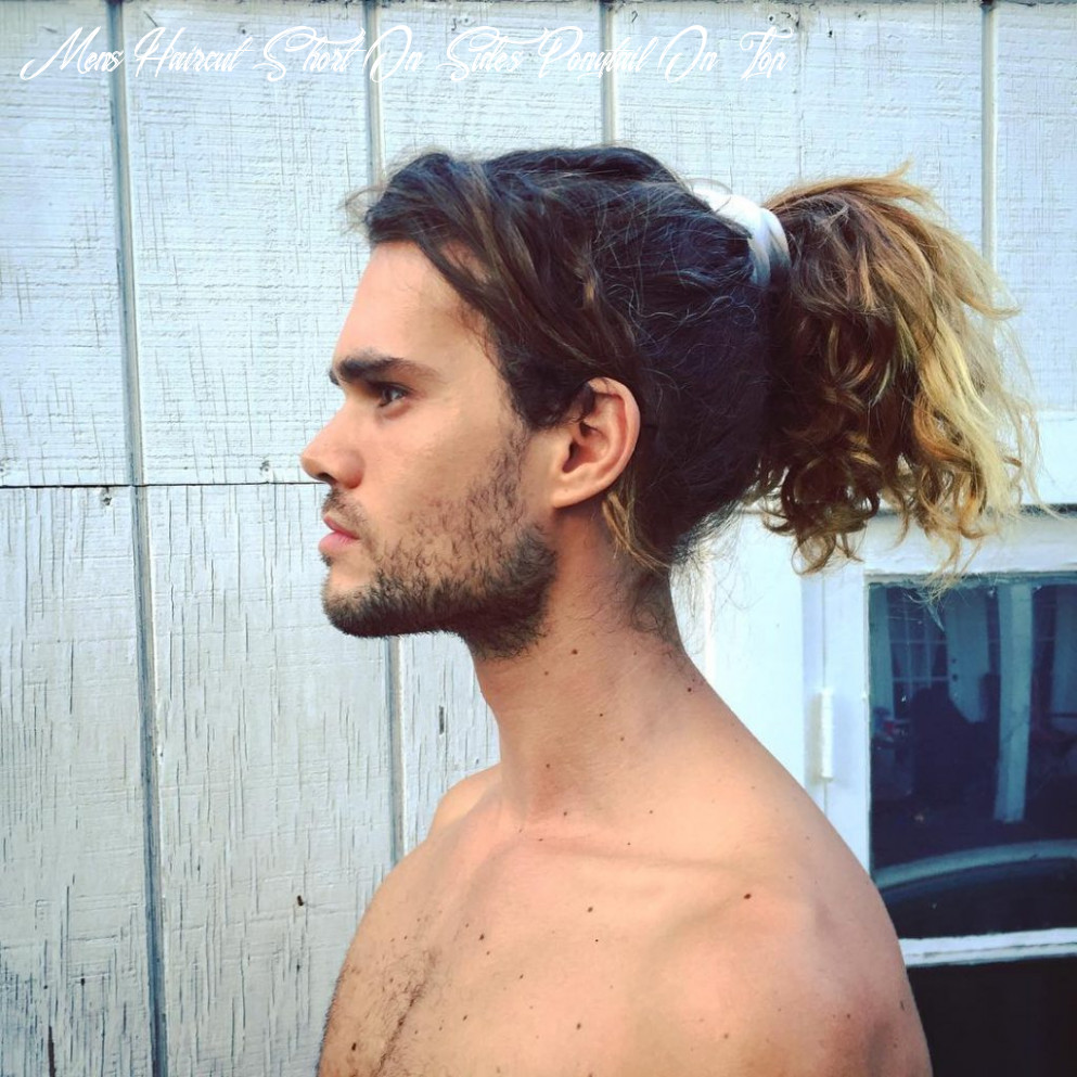 Ponytail haircuts: best 11 ponytail hairstyles for boys and men