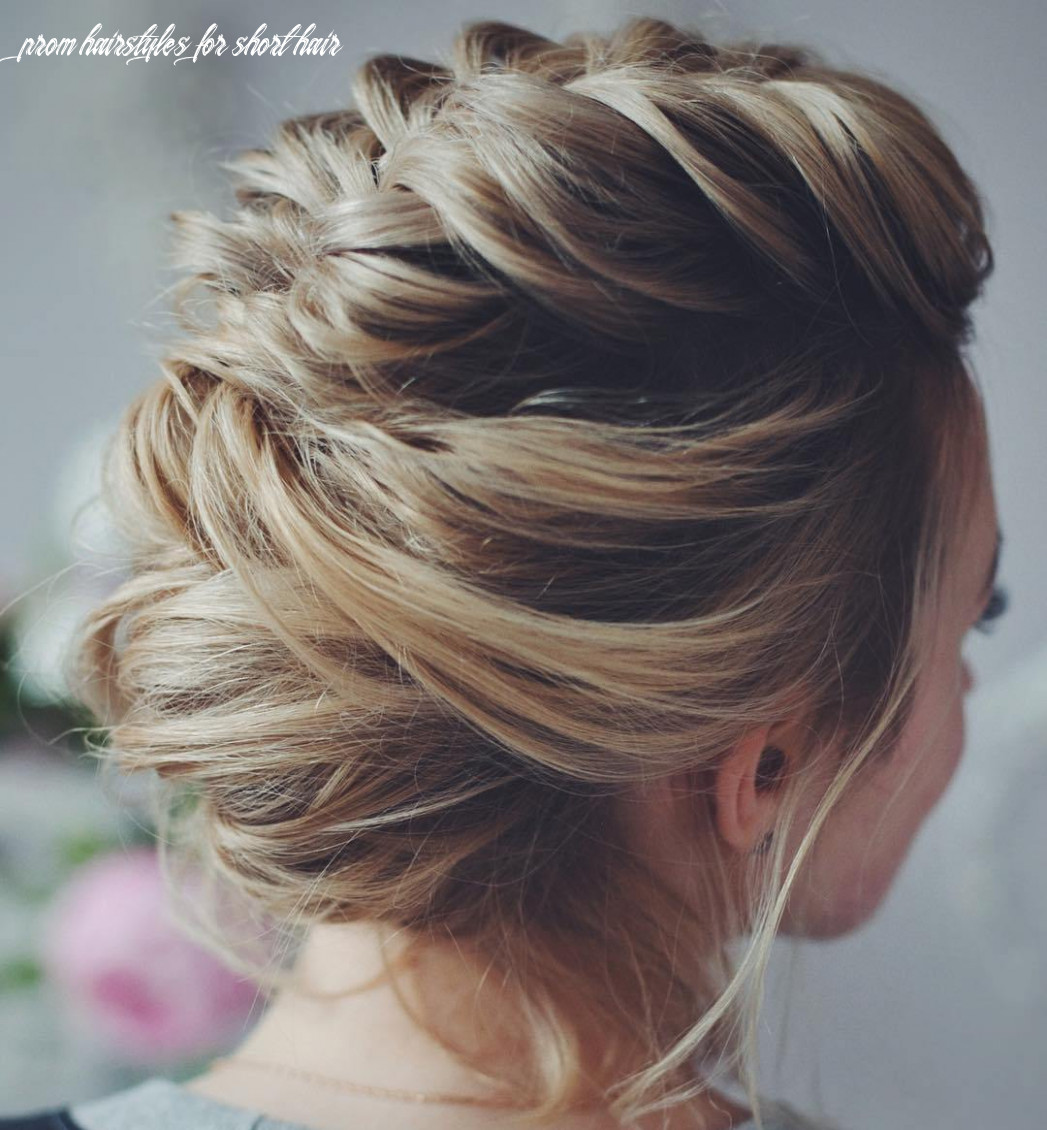Prom hairstyles updos short hair prom hairstyles for short hair