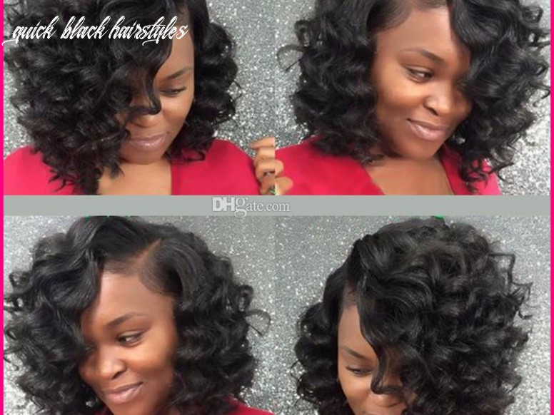 Quick hairstyles for short natural african american hair make the