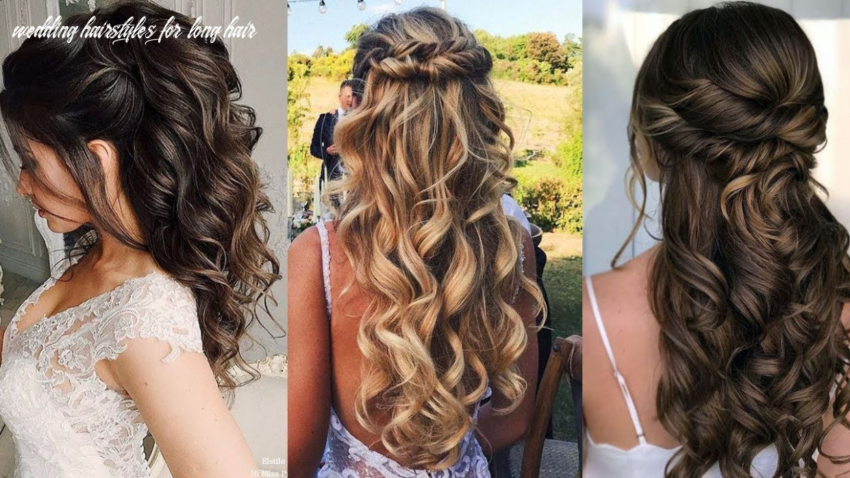 Romantic wedding hairstyles for long hair amazing wedding tips wedding hairstyles for long hair