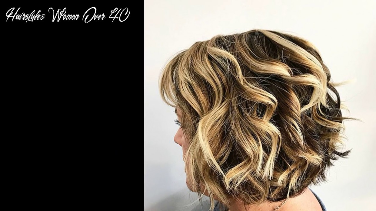 Sexiest short wavy hairstyles for women over 11 in 11 hairstyles women over 40