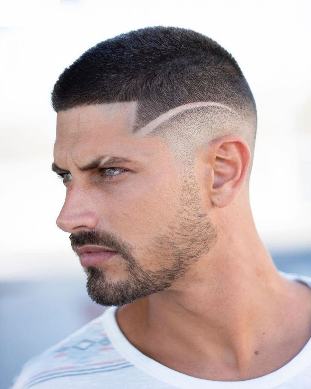 Short haircuts for men for trend 11 | hera hair beauty mens short haircut with line