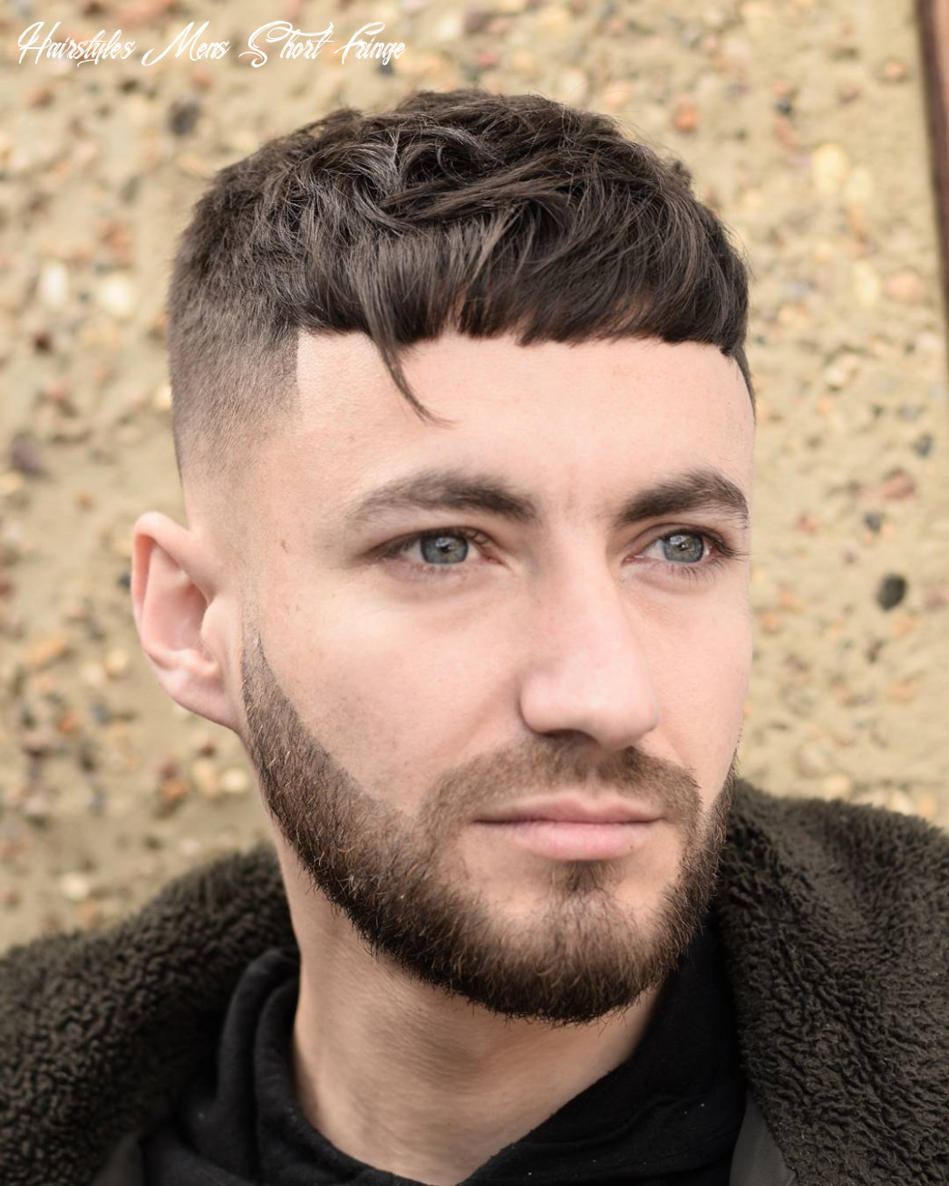 Short hairstyles for men hairstyle man hairstyles mens short fringe