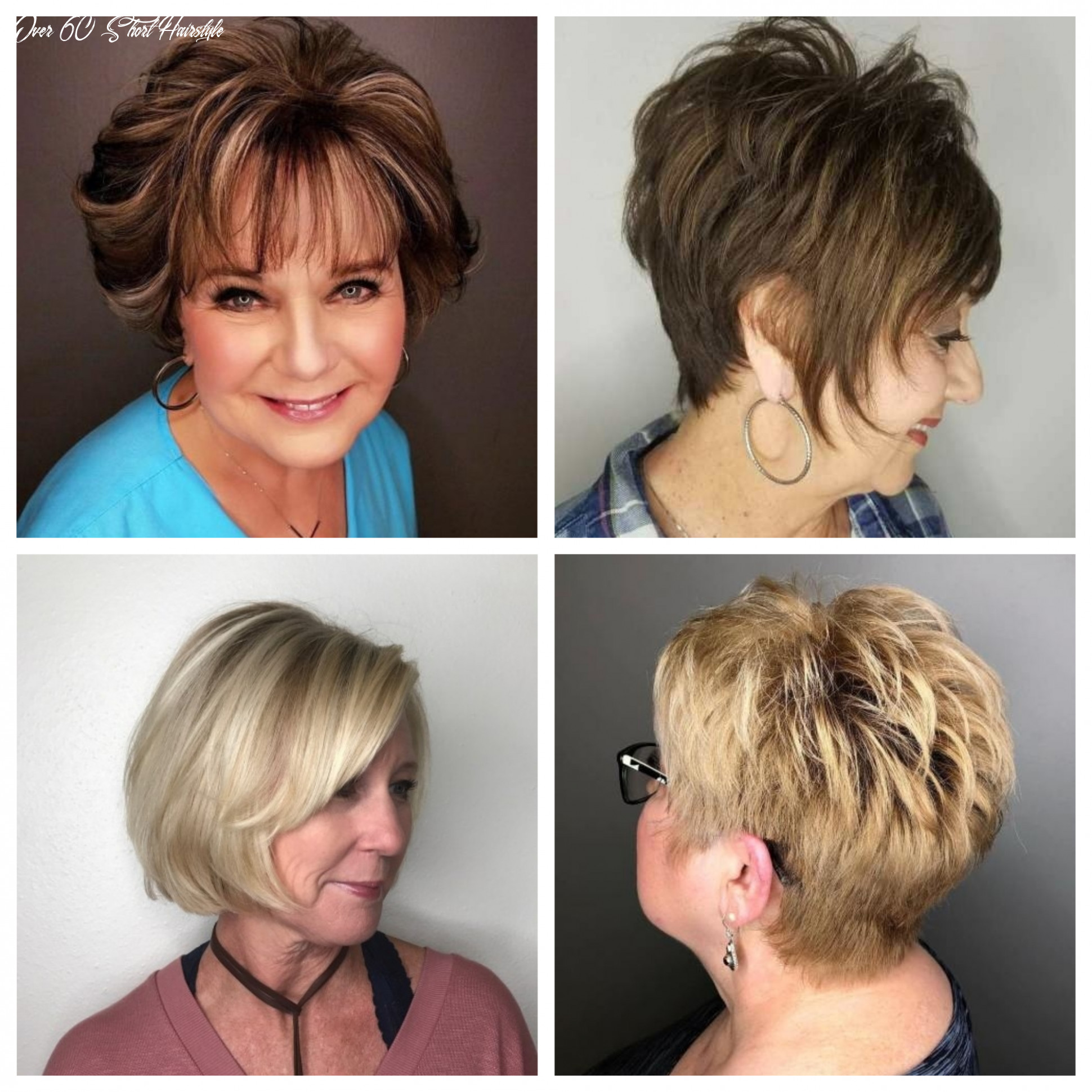 Short hairstyles for women over 10   10 haircuts, hairstyles and