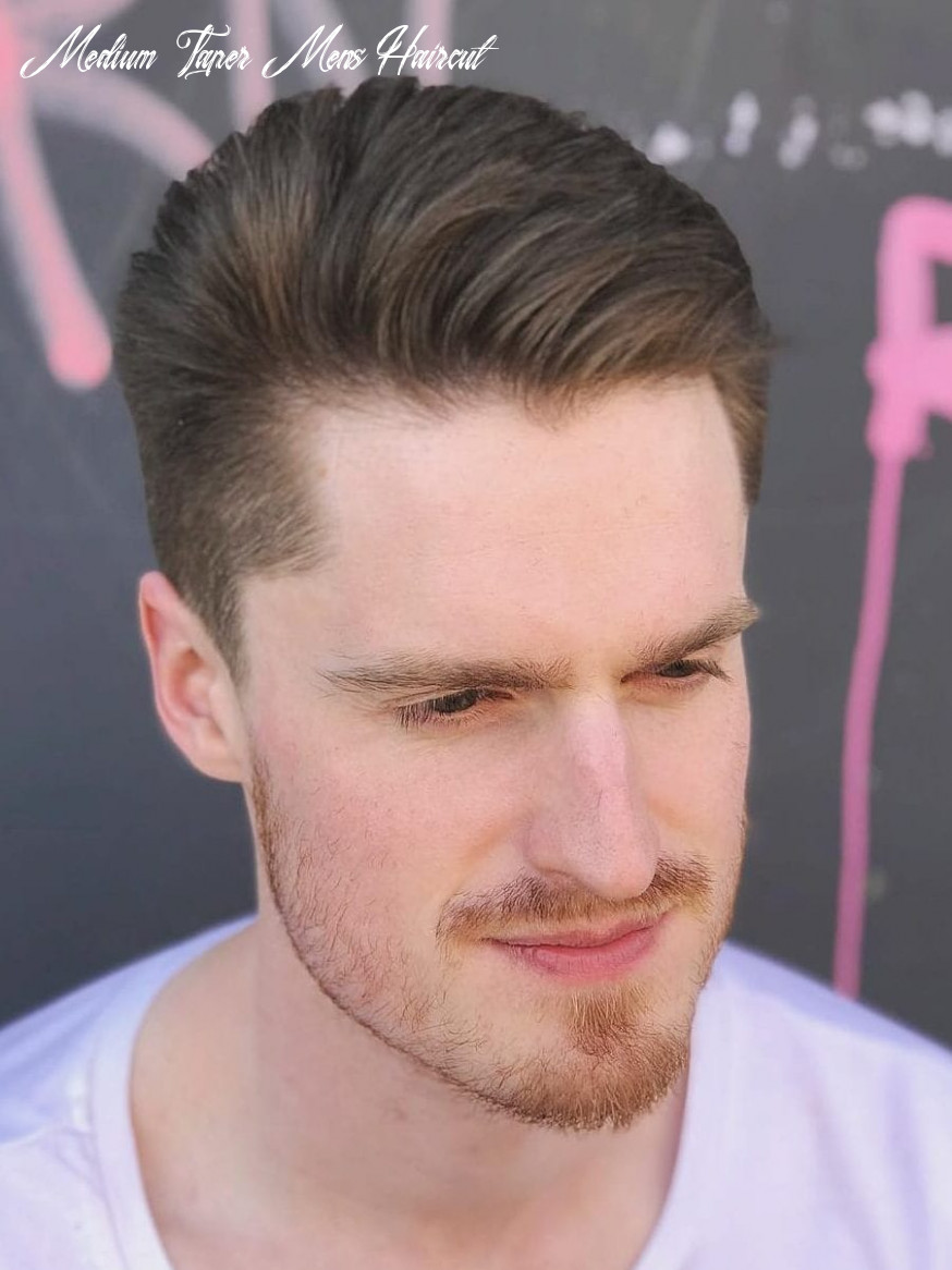 Stay timeless with these 11 classic taper haircuts medium taper mens haircut