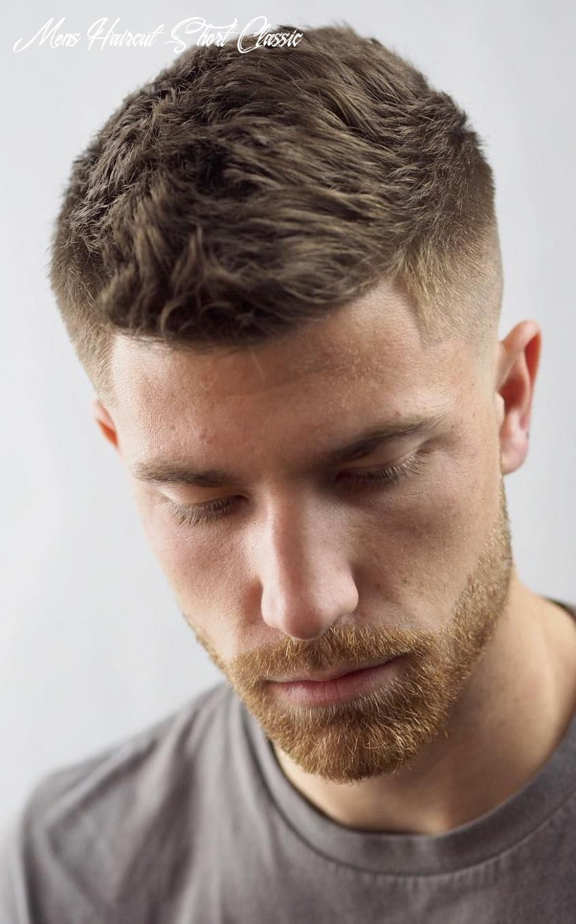 Stay timeless with these 12 classic taper haircuts | mens haircuts