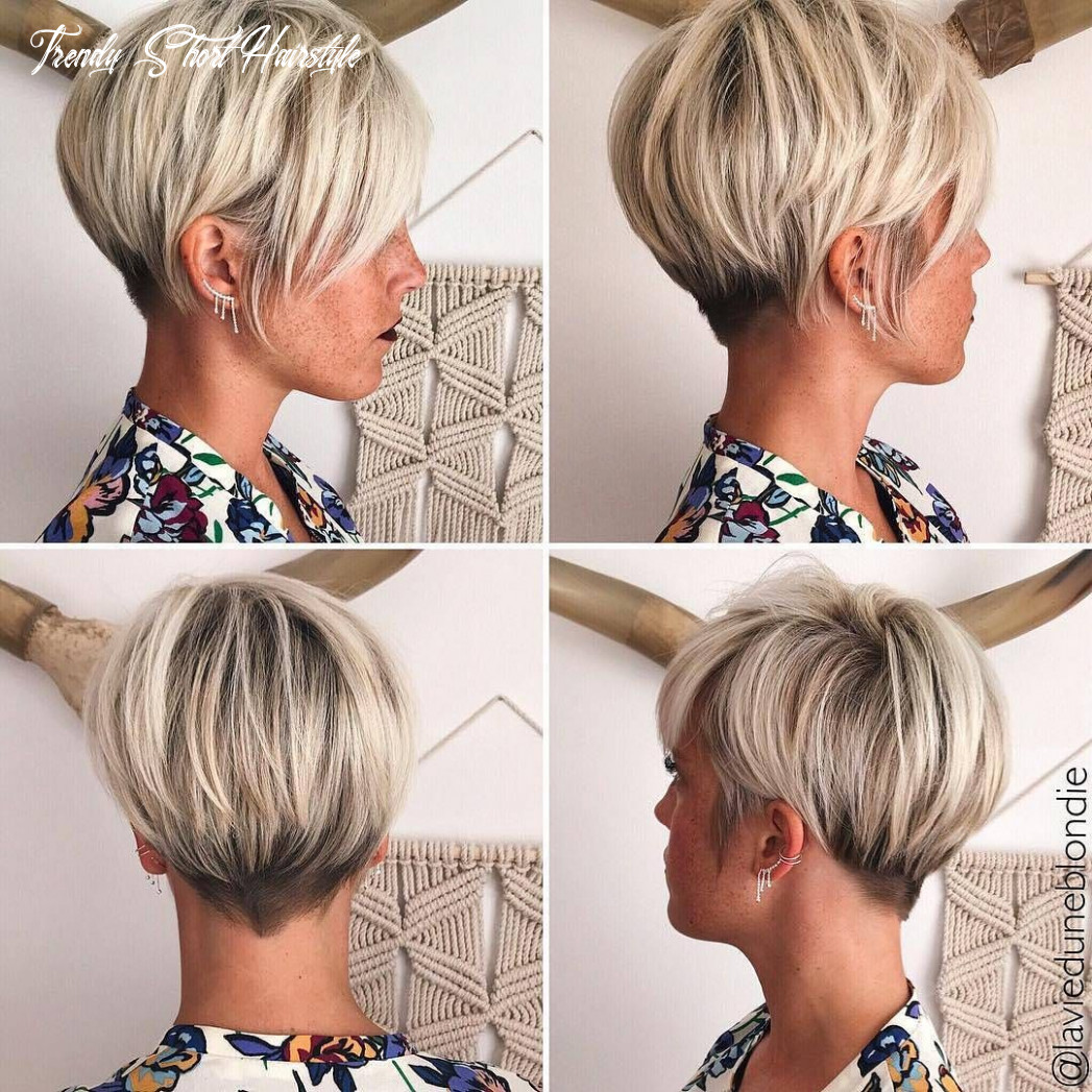 Stylish pixie haircut for women short hairstyles designs   mode