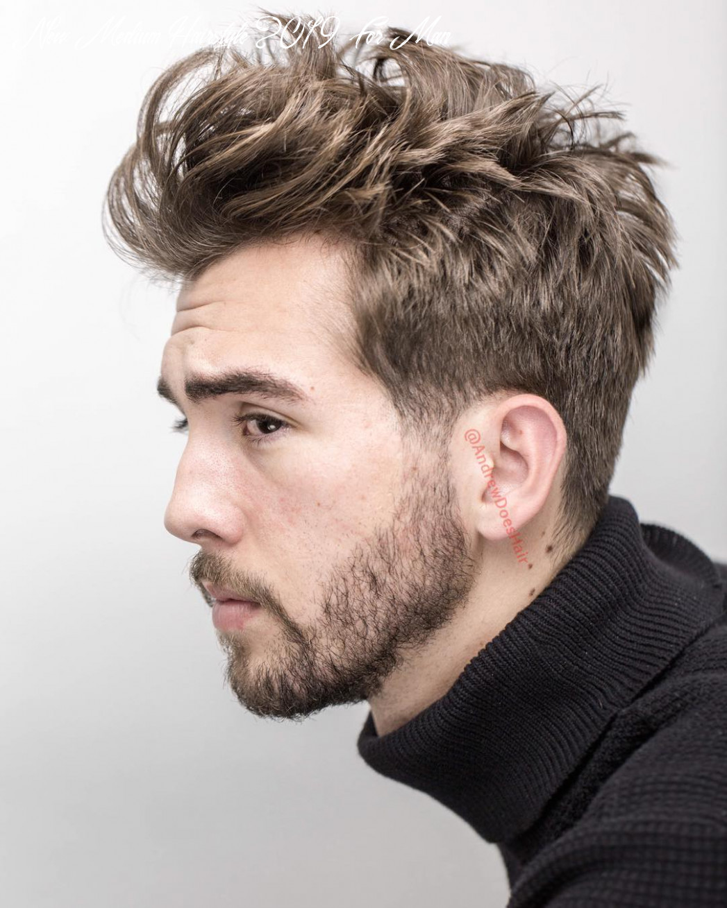 The 12 best medium length hairstyles for men   improb new medium hairstyle 2019 for man
