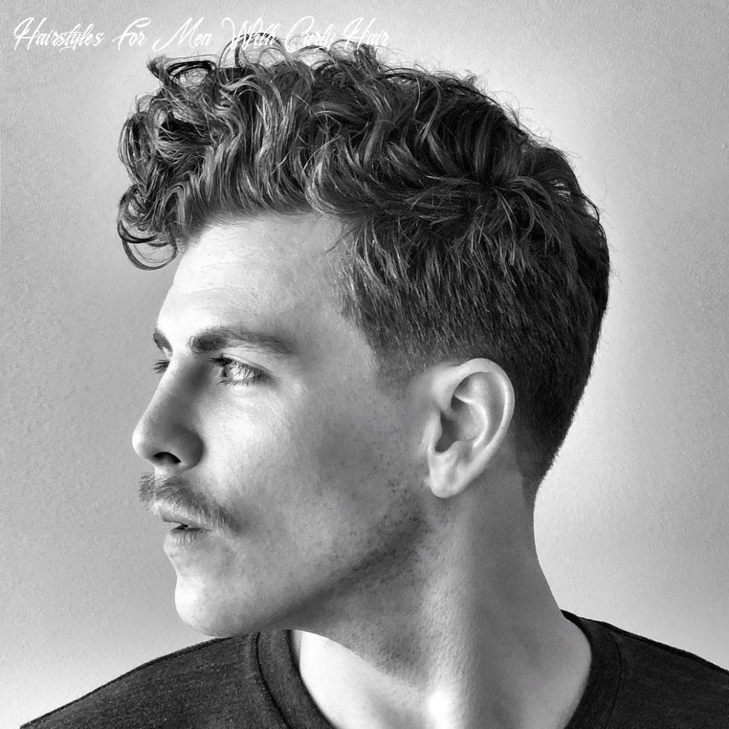 The 8 best curly hairstyles for men | improb hairstyles for men with curly hair