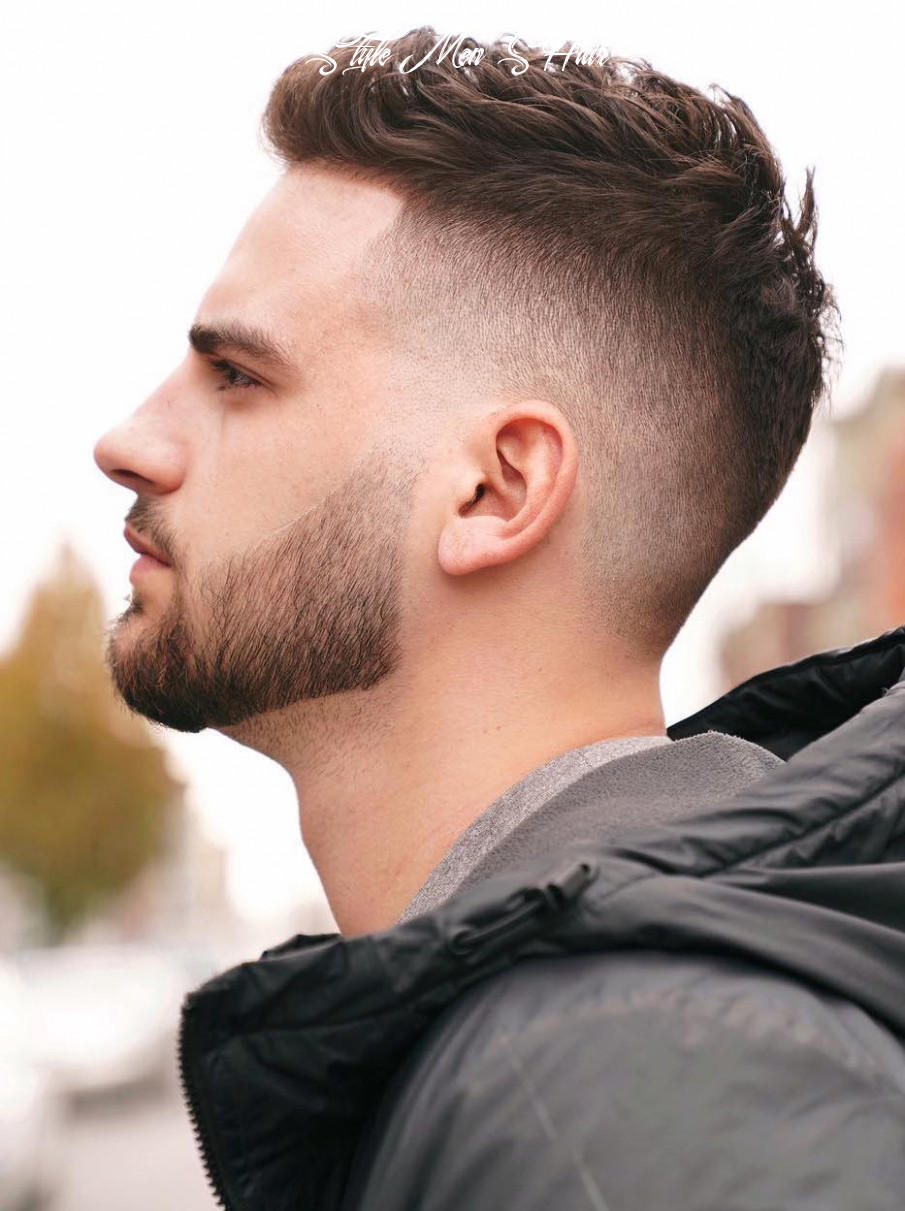 The 8 best hair cut style for man 8