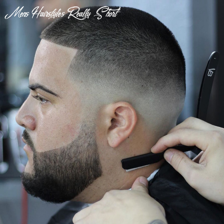 The 8 best short hairstyles for men | improb mens hairstyles really short