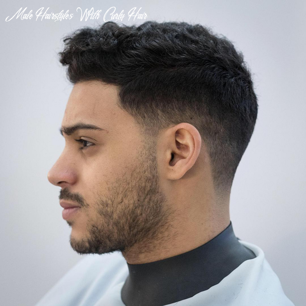 The 9 best curly hairstyles for men | improb male hairstyles with curly hair
